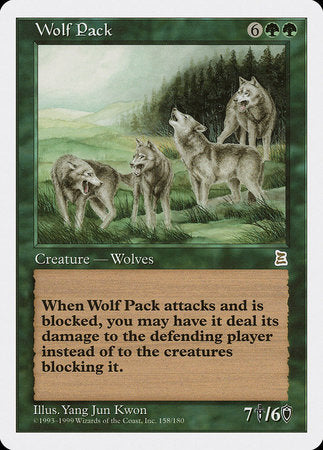 Wolf Pack [Portal Three Kingdoms] | Nerdz Cafe