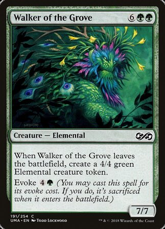 Walker of the Grove [Ultimate Masters] | Nerdz Cafe