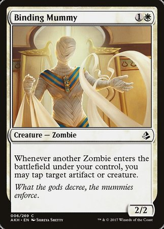 Binding Mummy [Amonkhet] | Nerdz Cafe