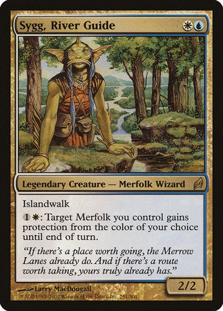 Sygg, River Guide [Lorwyn] | Nerdz Cafe