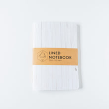 Load image into Gallery viewer, Beach Wood | Large Lined Notebook