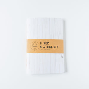 Beach Wood | Large Lined Notebook