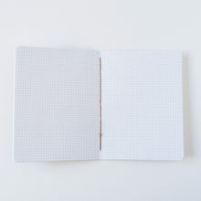 Load image into Gallery viewer, Lavender Canvas | Small Dotted Notebook