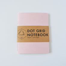 Load image into Gallery viewer, Dusty Pink | Small Dotted Notebook