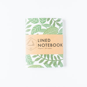Foliage | Small Lined Notebook