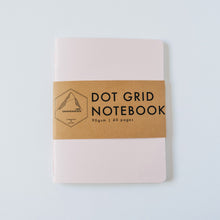 Load image into Gallery viewer, Pink Ivory | Small Dotted Notebook