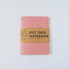 Load image into Gallery viewer, Rose Pink | Small Dotted Notebook