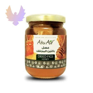 Clover Honey With Dried Figs 250 g - honey