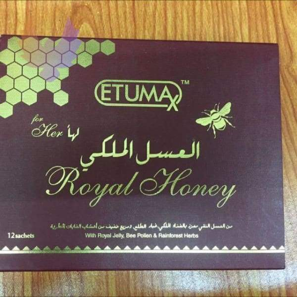 Etumax Vip Honey For Her 15 Grams Satchets. 100% Original ! - honey