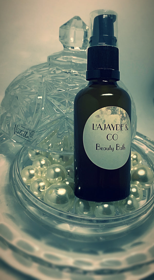 Creme Caramel & Vanilla Bean Body Oil