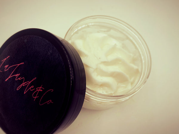 Crème Brulee & Vanilla Bean Whipped Body Cream
