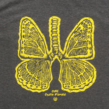 Load image into Gallery viewer, CF Butterfly Effect T Black