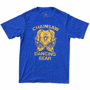 Chainsaw Dancing Bear T