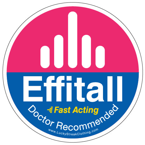 Effitall Sticker