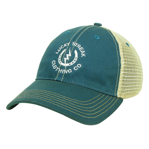 NEW LS Trucker Hat Marine