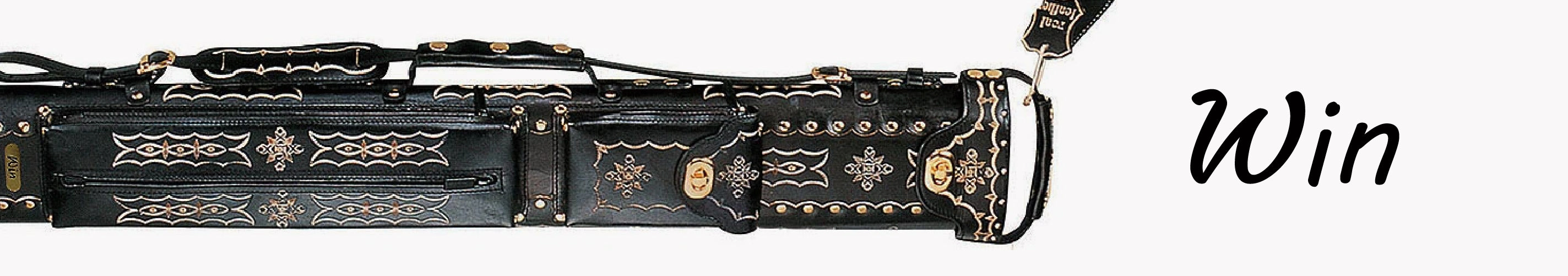 Win Hand Tooled Cases