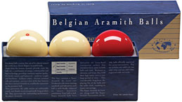 Aramith Super Deluxe Carom Ball Set