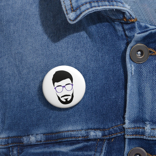Rhys Pin Button