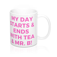 Load image into Gallery viewer, Tea & Mr. B Mug (USA)