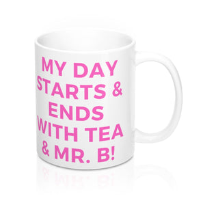 Tea & Mr. B Mug (USA)