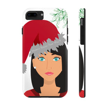 Load image into Gallery viewer, Waxmas Kisses From Mrs. B  Phone Case