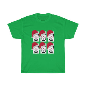 Waxmas Unisex Heavy Cotton Tee- UK SHIPPING ONLY