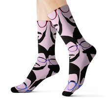 Load image into Gallery viewer, Mr B' Waxaholic Socks- USA SHIPPING ONLY