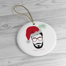 Load image into Gallery viewer, Mr. B' Christmas Tree Ceramic Decoration