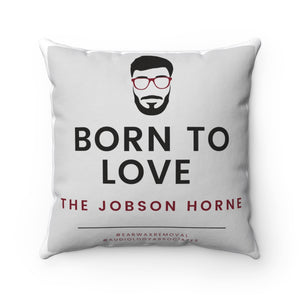 Jobson Horne Square Pillow (USA ONLY)