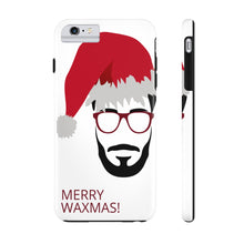 Load image into Gallery viewer, Mr B' Merry Waxmas Phone Case