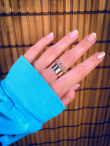 """Oh, Kommo"" Ring (MADE TO ORDER)"