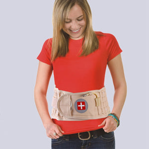 """Instantly Relieved My Back Pain As Soon As I Put It On, Truly Phenomenal""!  ~ David, Lumbar Back Pain Relief Belt Customer"