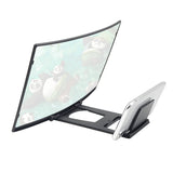 "12"" HD  Enlarged Screen Mobile Phone Amplifier"