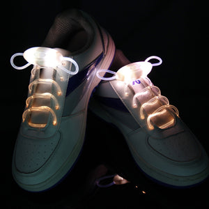Rave LED Light Up Shoe Laces