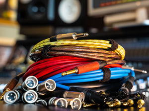 Audio Cables, Adapters & More