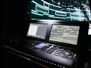 Lighting Consoles & Processors
