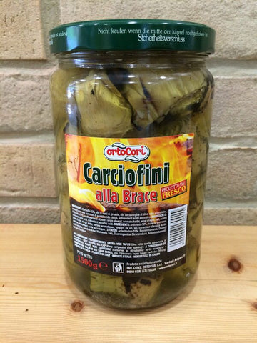 Grilled Artichokes Jar 1700ml / 1500g