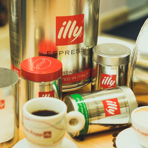 Illy Decaffeinated Coffee