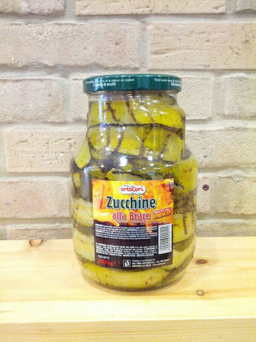 Grilled Courgettes Jar 3100ml / 2900g