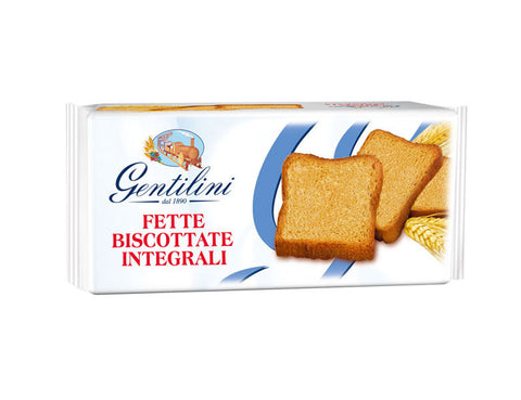 Fette biscottate integrali - Whole wheat Rusk