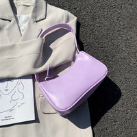 lavender mini purse