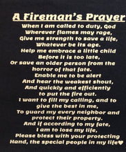 Load image into Gallery viewer, A Fireman's Prayer