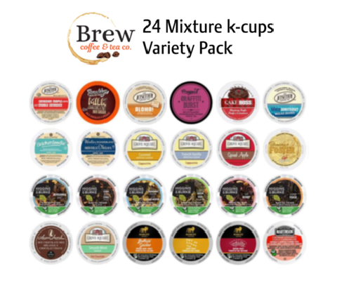 24 Mixture K-cups Variety Pack