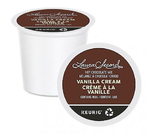 Laura Secord Hot Chocolate k-cup