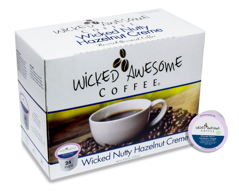 Wicked Nutty Hazelnut Creme 24 CT
