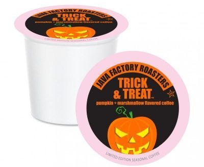 Java Factory Trick or Treat 24 CT