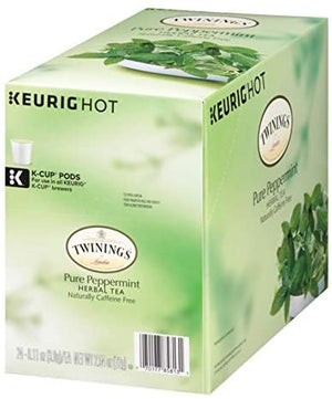 Twining Tea K Cup Pepperment 24 CT