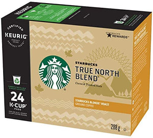 Load image into Gallery viewer, STARBUCKS K CUP True North 24 CT