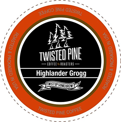 Twisted Pine Highlander Grogg Flavor K Cup 24CT