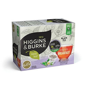 Load image into Gallery viewer, Higgins & Burke English Breakfast Tea K Cup 24 CT